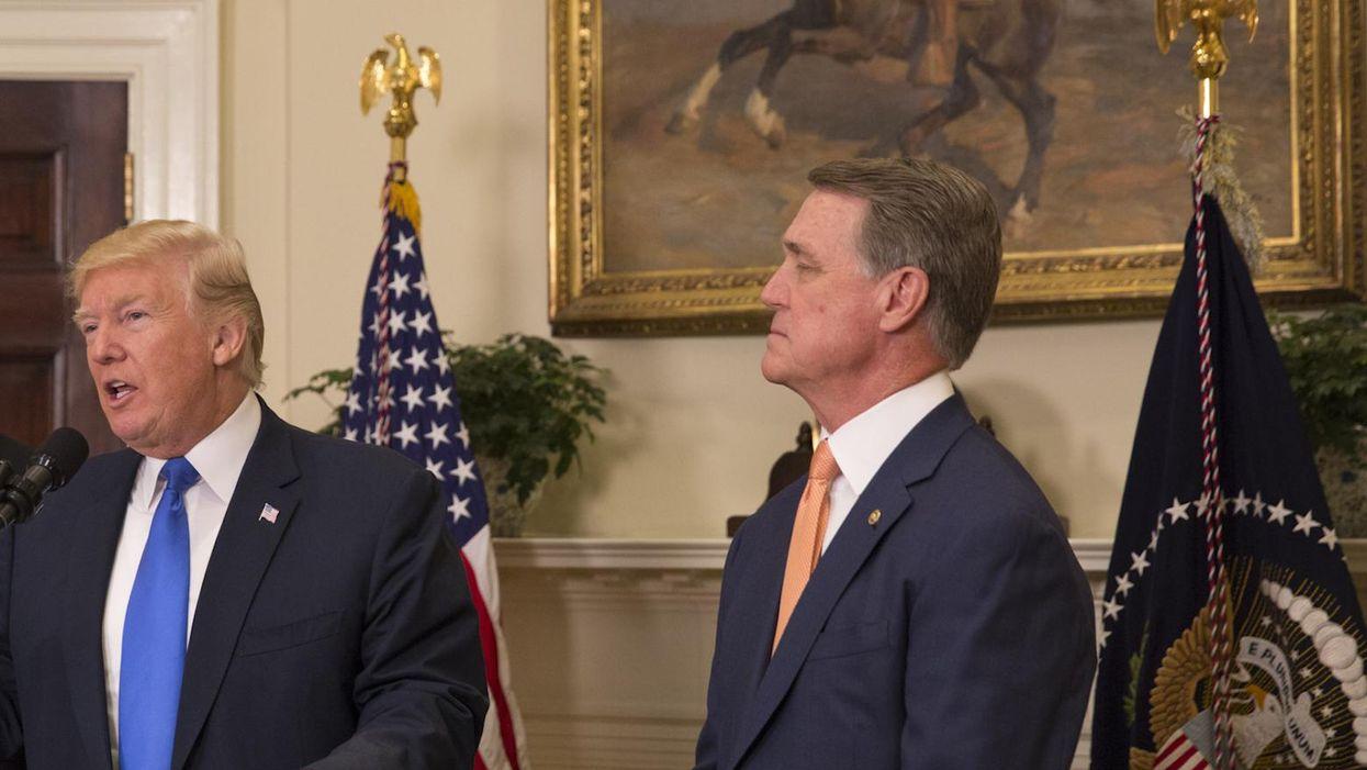 Georgia Republicans in key Senate runoffs are suspiciously silent about Trump's demand for $2,000 checks