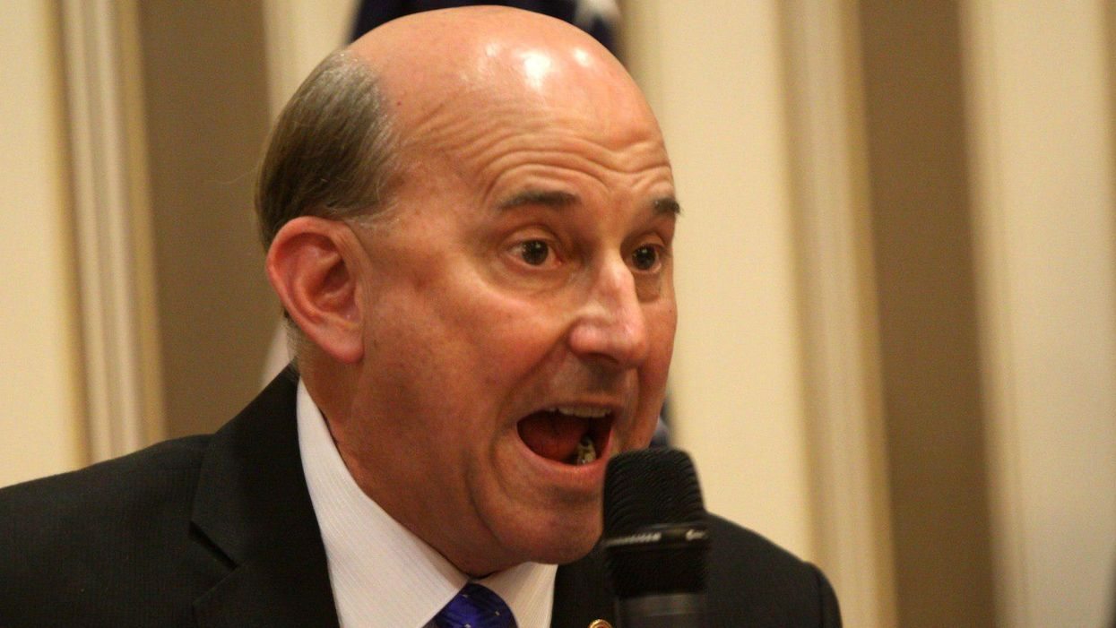 Louie Gohmert makes open call for violence as 11 more Republican senators sign on to sedition plan