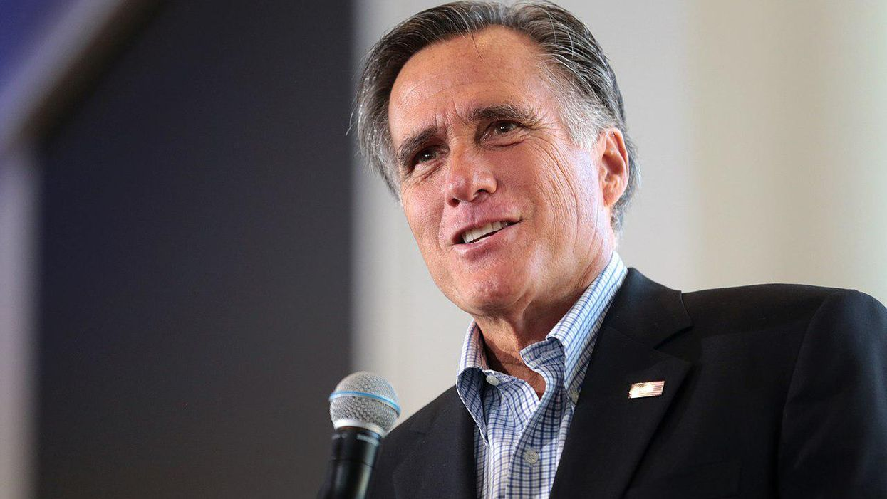 GOP outreach threatens to hold economic recovery 'hostage' as Romney says COVID relief 'not well-timed': progressives