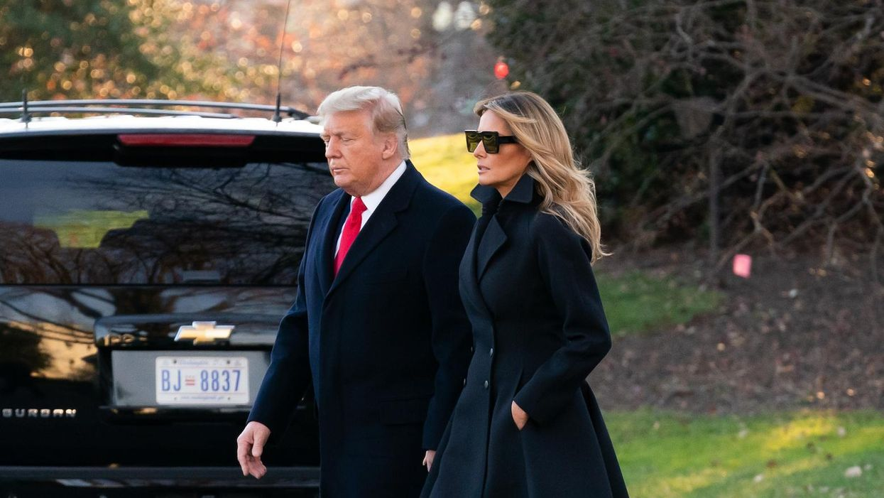 Trump was so upset with Melania's renovations at Mar-a-Lago that he demanded they be removed: report