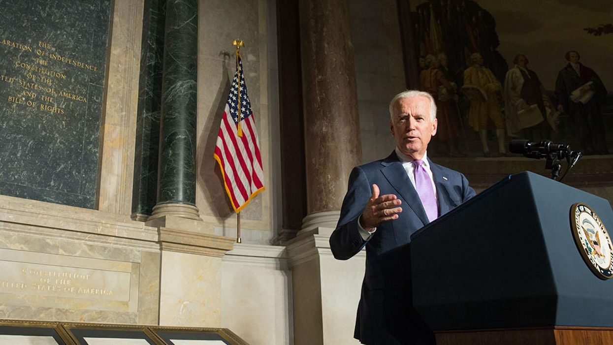 Biden is inheriting a failed state