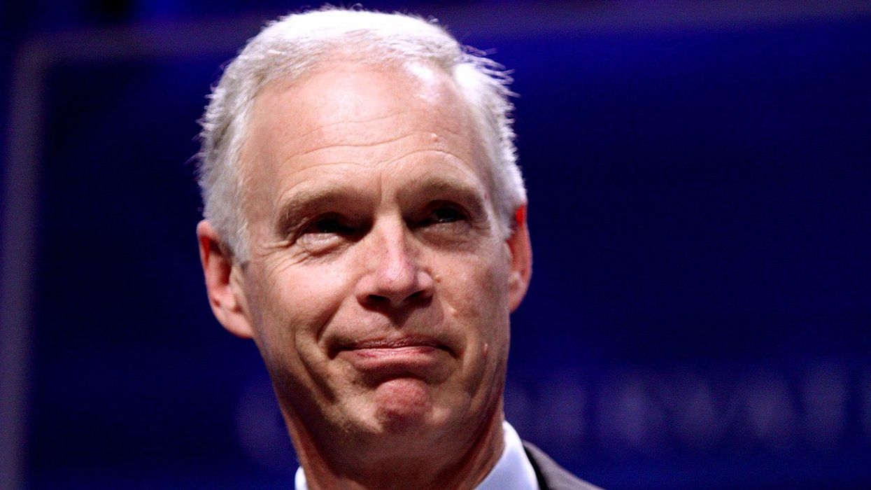 'The arrogance is breathtaking': Milwaukee newspaper slams Ron Johnson for defying will of Wisconsin voters