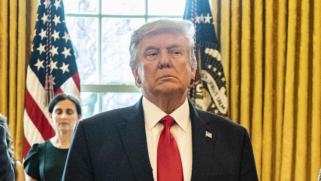 Trump's now-violent plot to retain power demands that he be impeached again