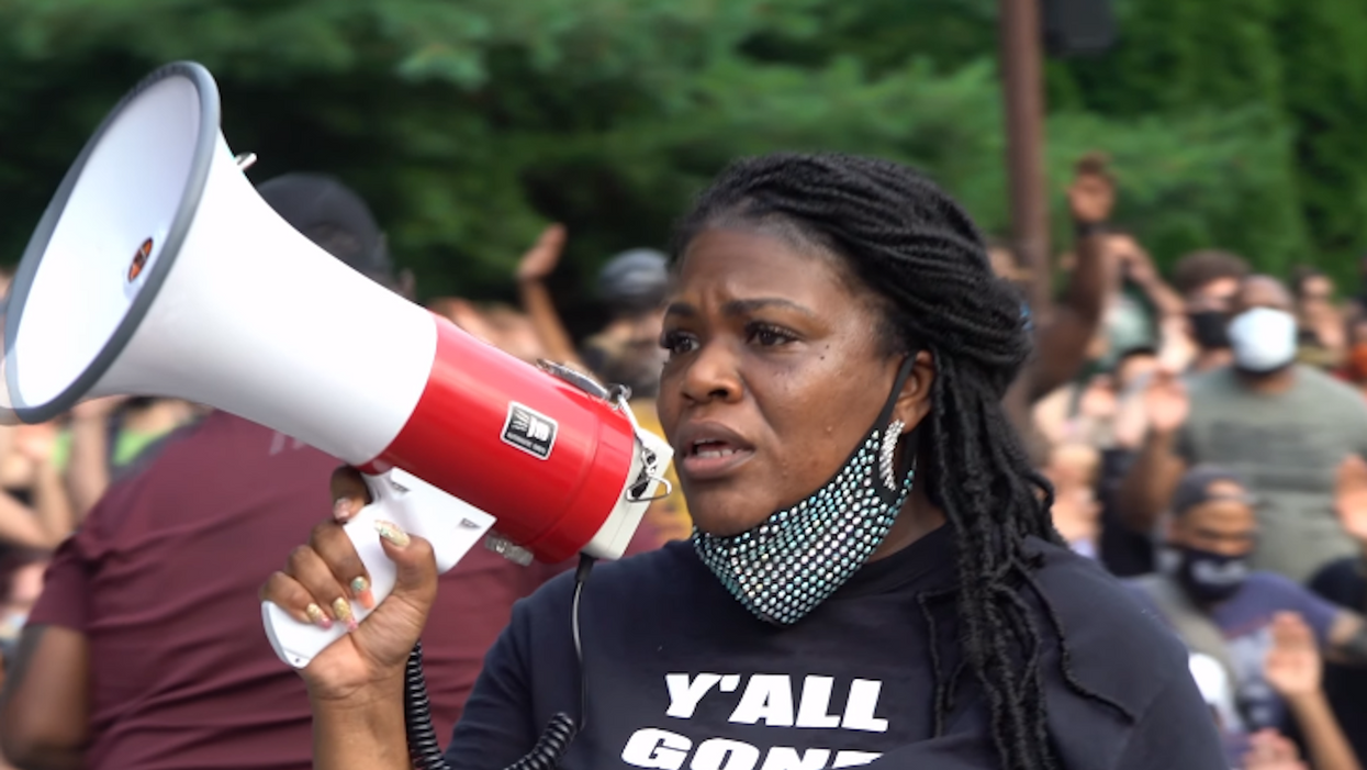 Rep. Cori Bush pushes to expel lawmakers who incited violent assault on Capitol