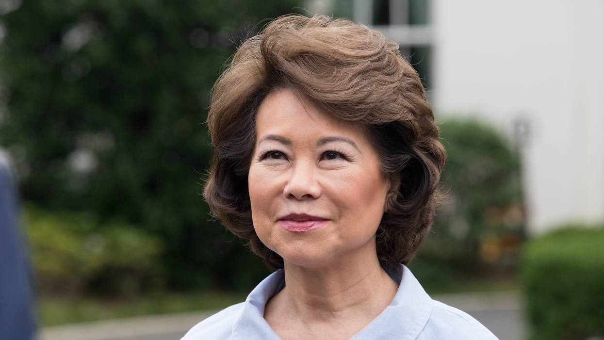 Trump Cabinet Secretary Chao resigns over the 'traumatic and entirely avoidable' siege on Congress