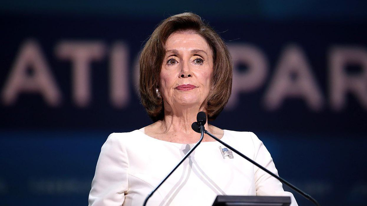 Nancy Pelosi makes an impassioned demand for Trump's removal: 'Defeated, impeached — gone'