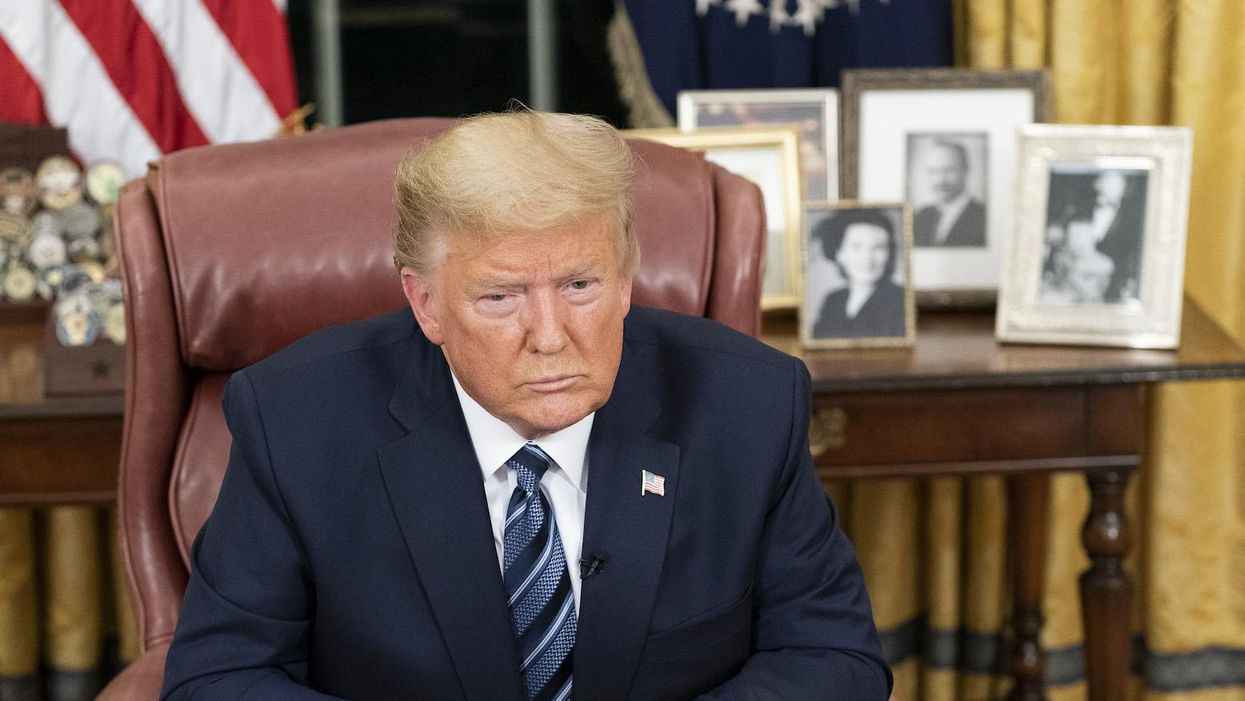 Legal experts weigh in on Trump's potential 'flight risk' if he faces charges after leaving office