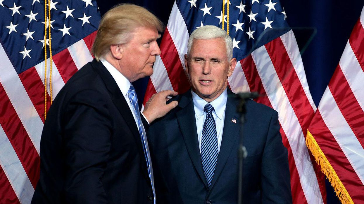 Pro-Trump extremists sought to kill the vice president during DC insurrection: 'Hang Mike Pence'