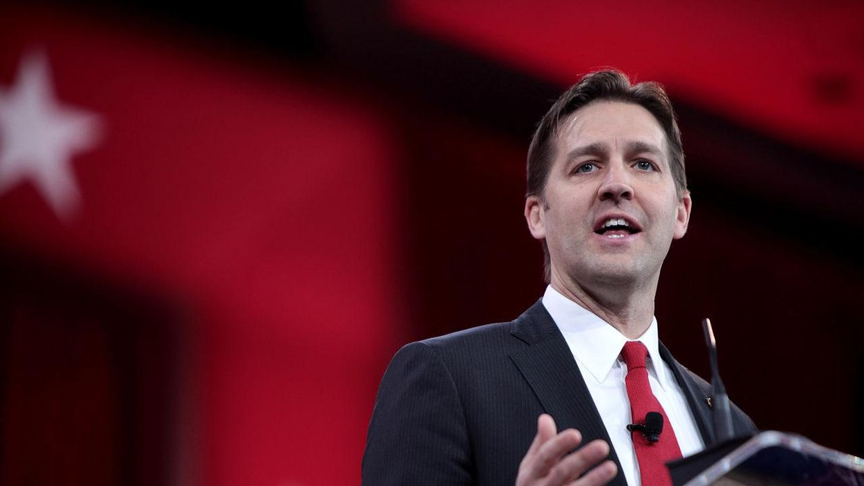 GOP Sen. Sasse says Trump was 'delighted' about the Capitol riot — and he's open to impeachment