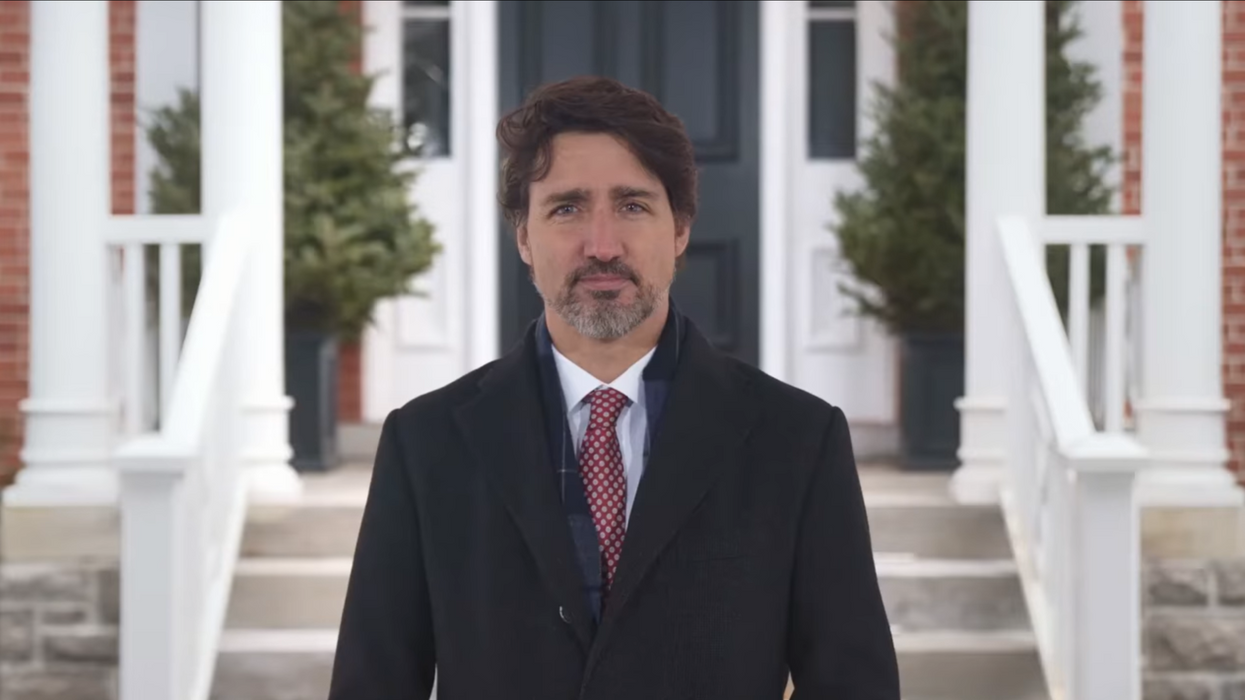 'An assault on democracy': Canada's Justin Trudeau condemns Trump's incitement of the Capitol siege