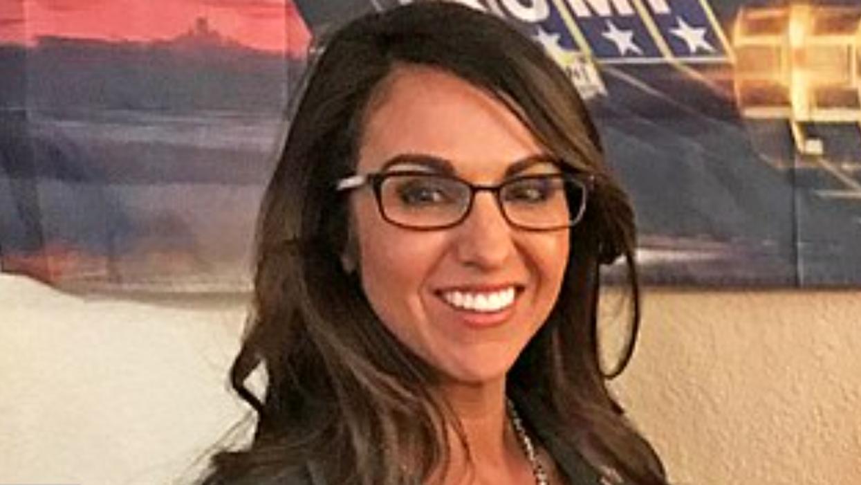 Fact-checker blows the lid off Lauren Boebert's tale about a man's death being the reason she carries a gun