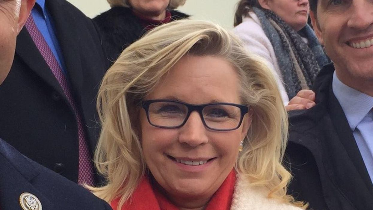 Over 100 Republicans threaten they'll quit over Trump on eve of Liz Cheney ousting