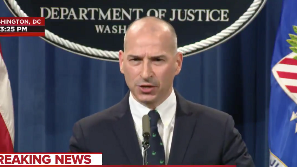 US attorney: 'Mind-blowing' range of charges coming for hundreds in Capitol coup — including 'sedition and conspiracy'
