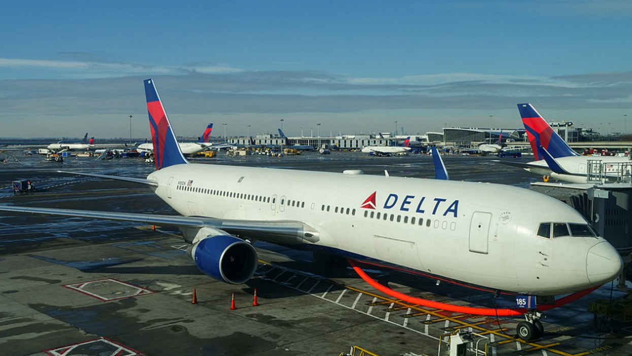 Delta Airlines bans Trump supporters who heckled senators at airports