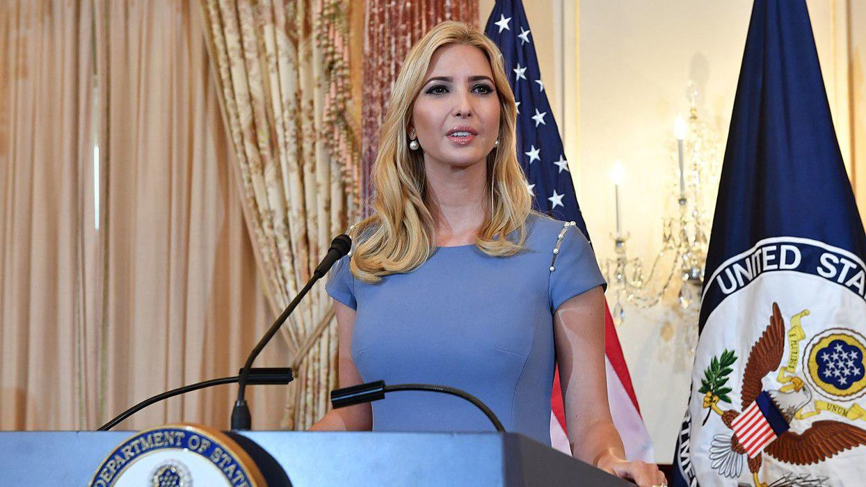 Ivanka Trump and Jared made Secret Service agents go to ridiculous 'extremes' to 'find a bathroom': report