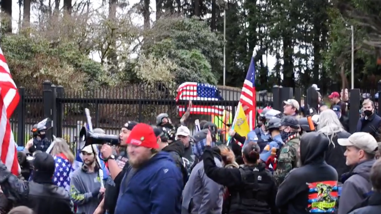 Capitol siege sparked pro-Trump protests nationwide — several statehouses stormed
