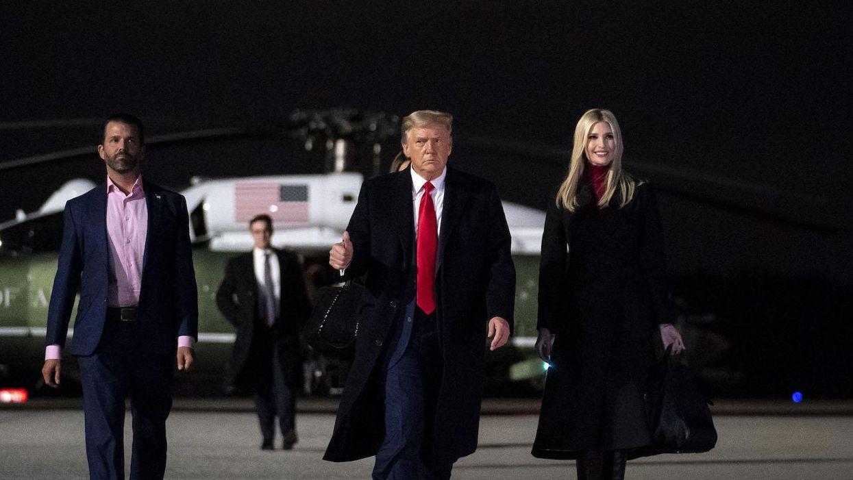 trump family kids
