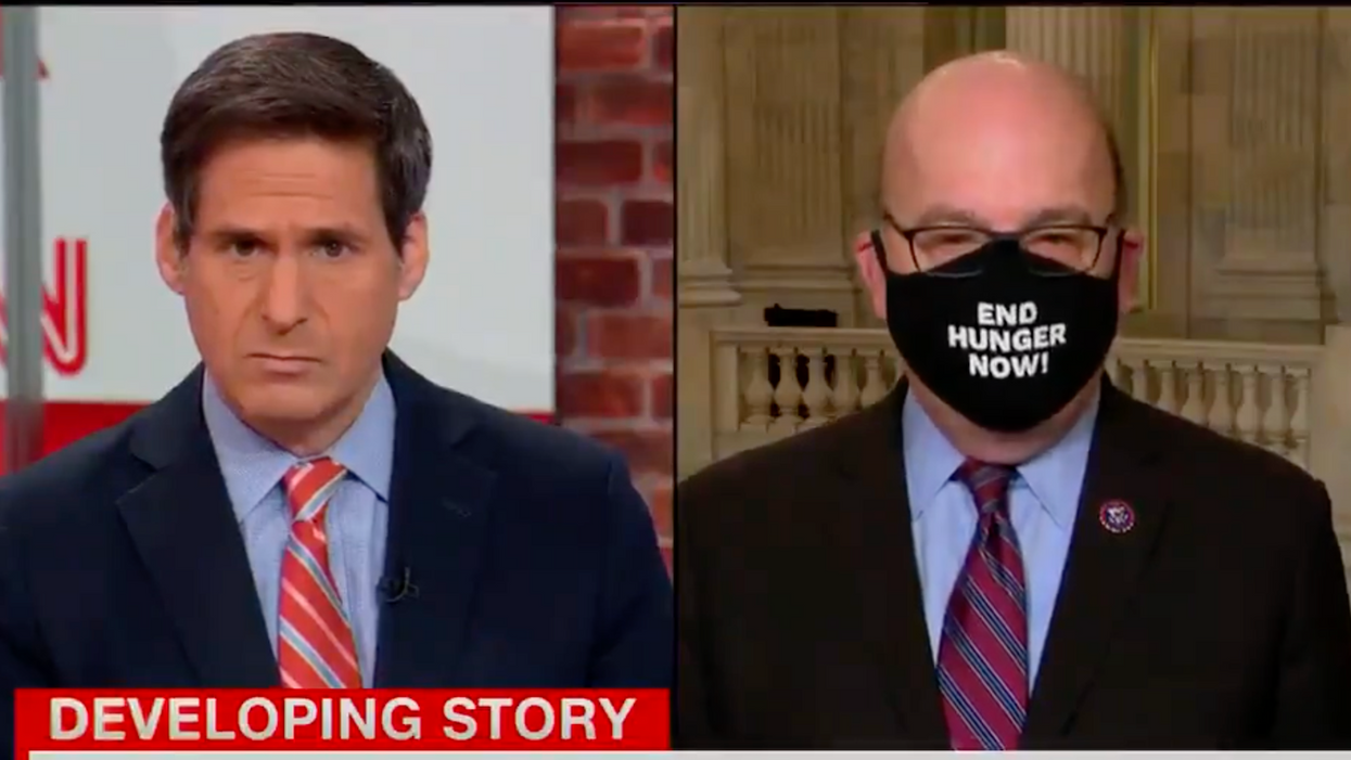 Watch: Top House Democrat says Trump is a 'clear and present danger' and he expects impeachment