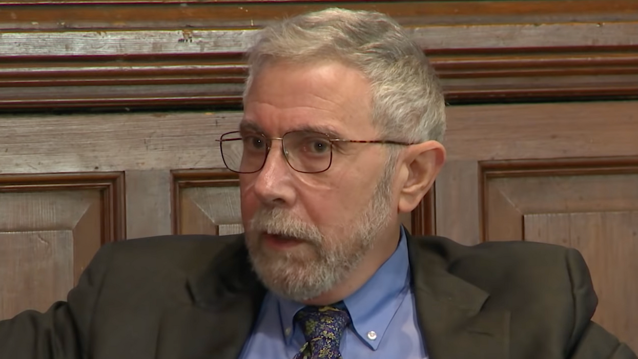 Paul Krugman's predictions about the Republican Party are coming true just as he thought
