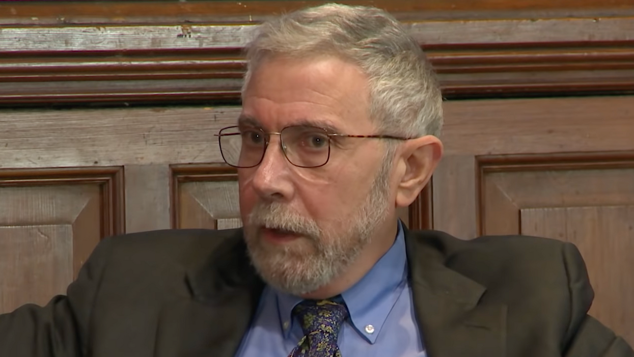'Abased itself on the altar of Trumpism': Paul Krugman unmasks the Republican Party's fake populism