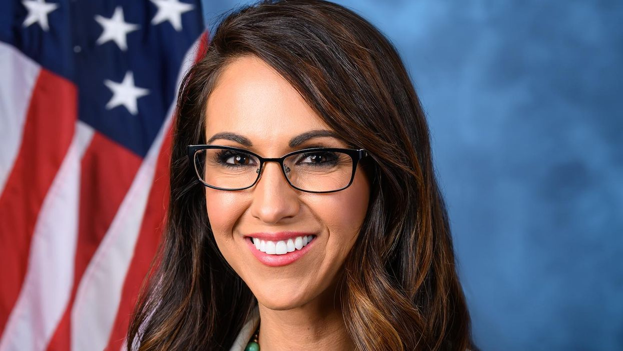 QAnon congresswoman mocked for appearing to not know about amendments to the Constitution
