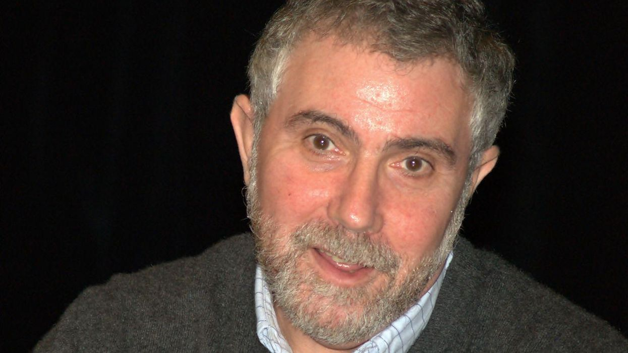 Economist Paul Krugman explains why Republican coronavirus relief proposals are 'insultingly inadequate'