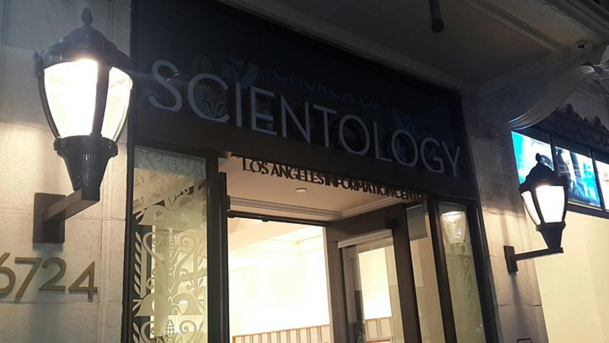 Church of Scientology received 80 government loans amid coronavirus pandemic: report