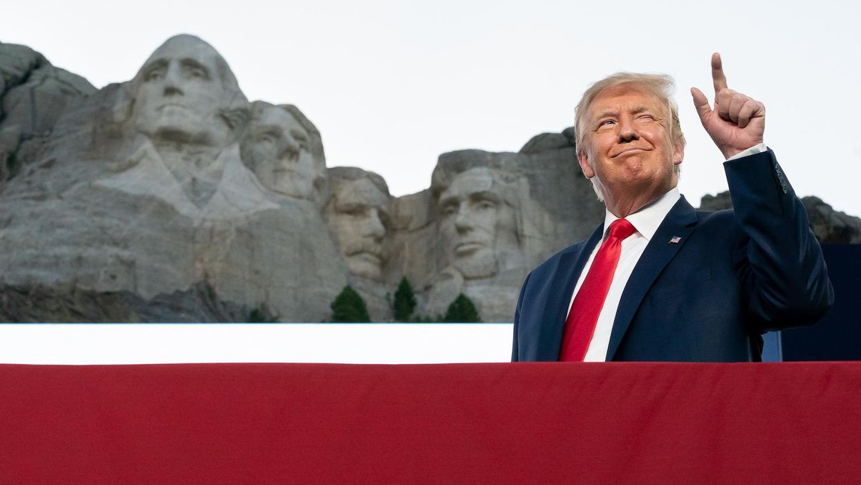'The worst thing that an American president could ever do': Historian offers scathing indictment of Trump