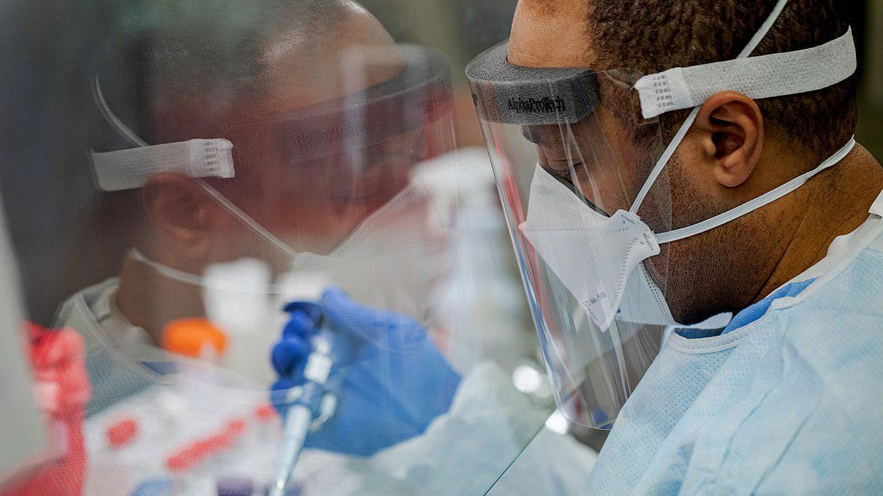 Here's why experts are increasingly worried about new coronavirus mutations
