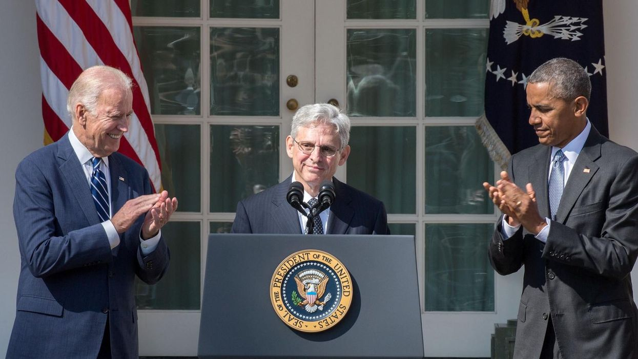 Why Merrick Garland is a disheartening pick for attorney general