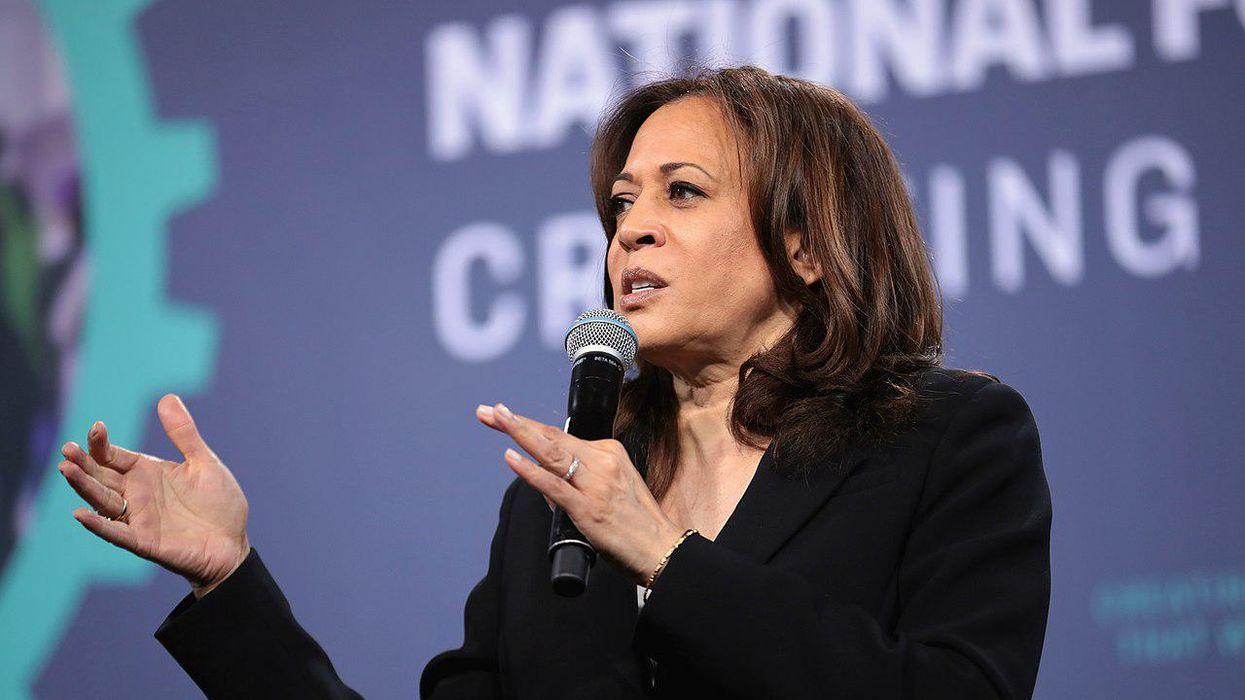 How Kamala Harris could give 'Joe Biden's legislative agenda a chance at life': report