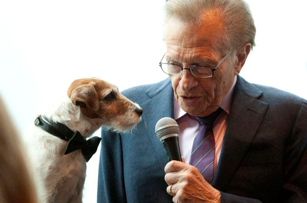 US television host Larry King dies at age 87: CNN