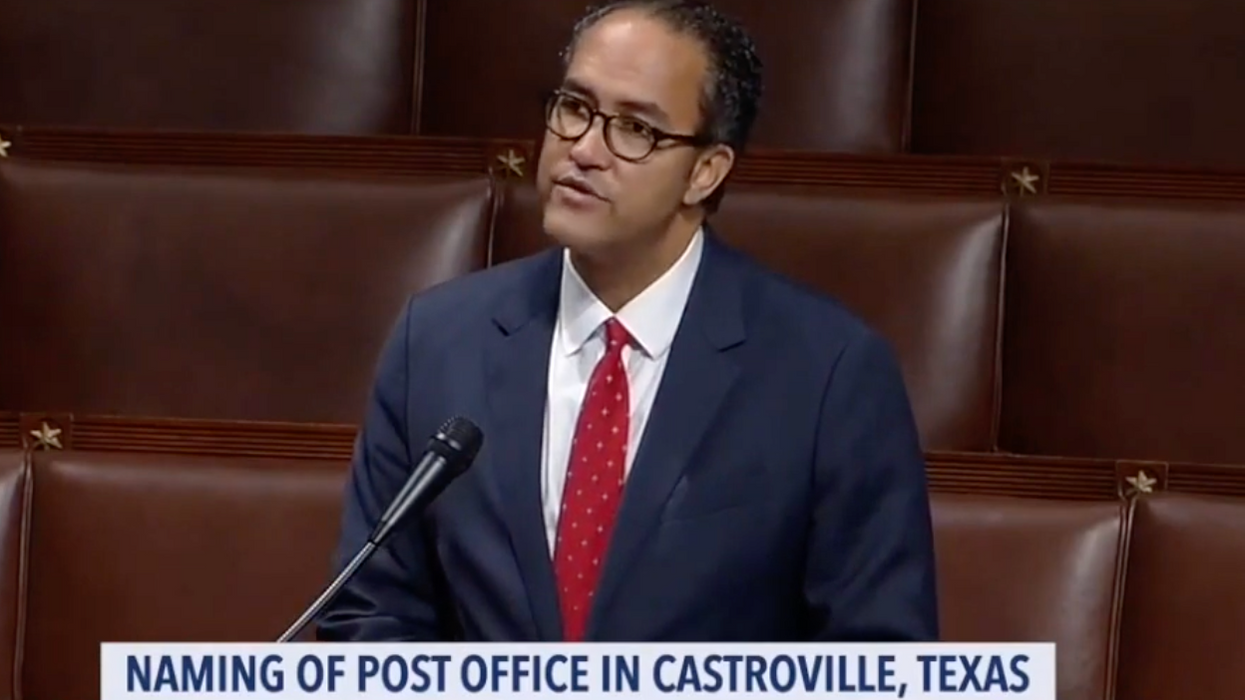 Texas Republican Will Hurd gives GOP a brutal lesson on civics and political reality