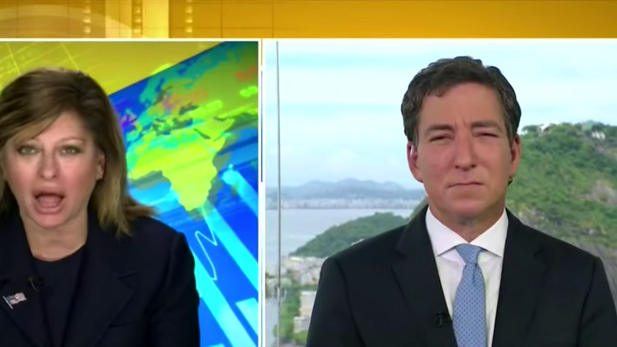 'Unfairly vilified': Glenn Greenwald cries 'censorship' after getting NYT reporter 'fired' for Biden tweet