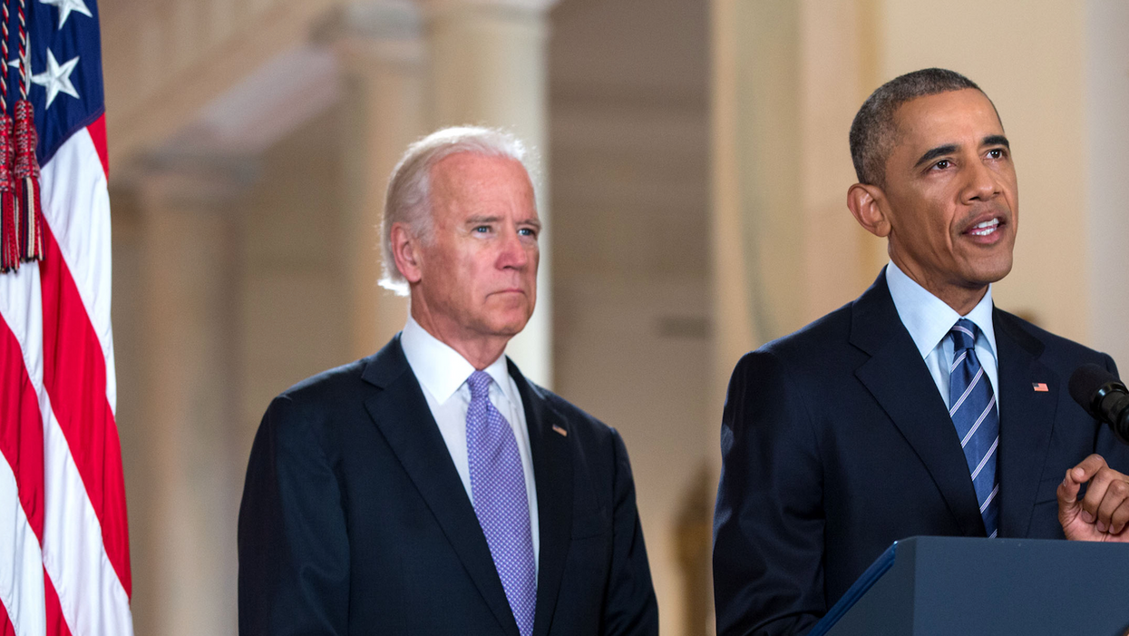 Joe Biden is already facing the first test of his commitment to diplomacy in Iran