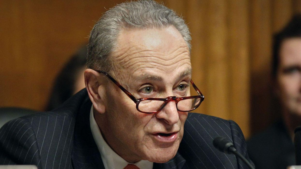 How Chuck Schumer sent McConnell a 'calculated reminder' — and proved he has the upper hand