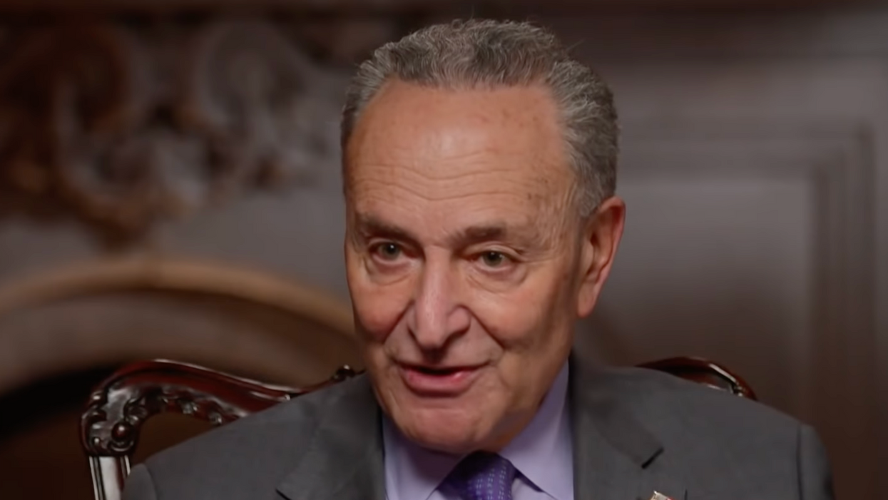 Chuck Schumer just found a new way to circumvent Republican obstruction in the Senate — here's how