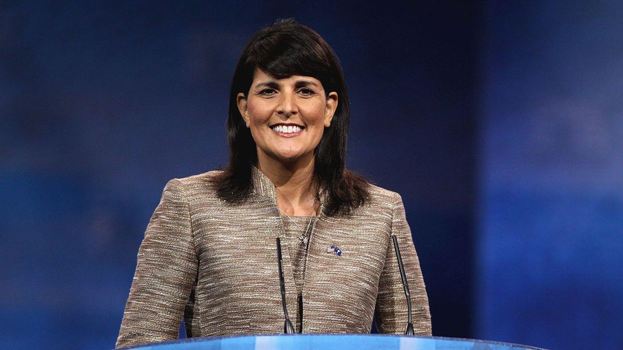 Nikki Haley reportedly burst out laughing after she heard the 'legacy' Ted Cruz wanted to have as president