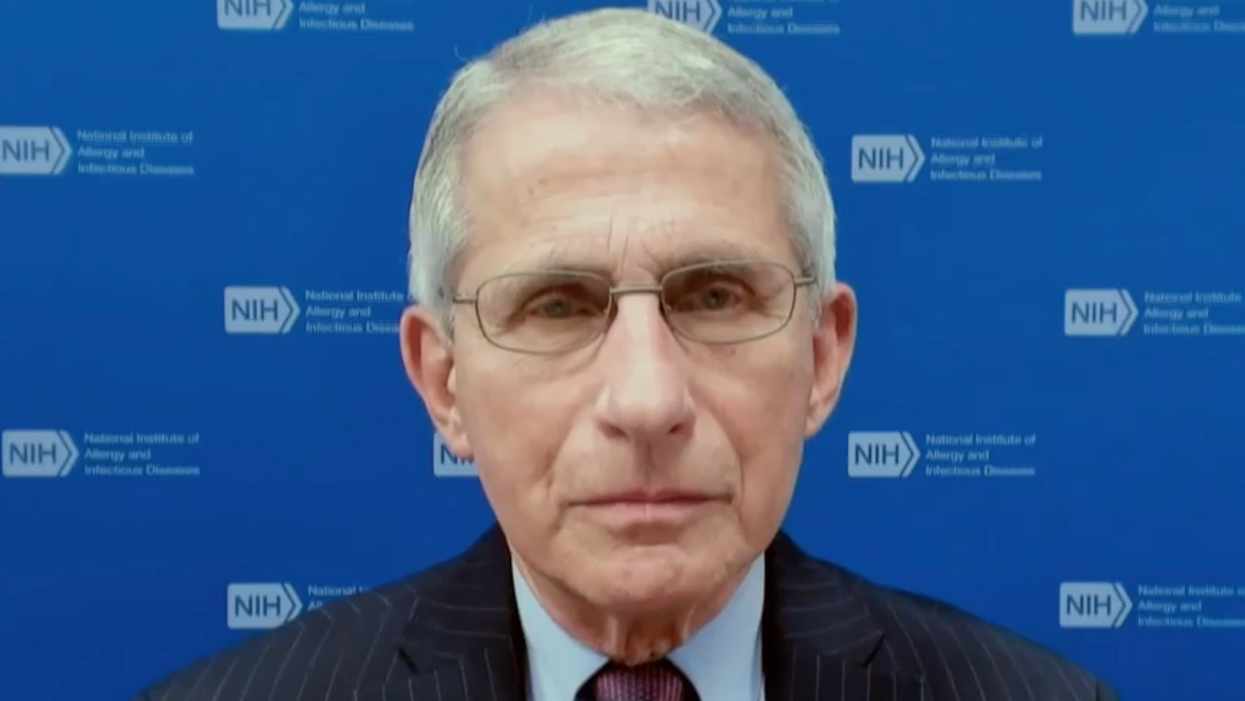 Dr. Fauci delivers the honest truth about the disastrous U.S. response to COVID as reported deaths reach 500k