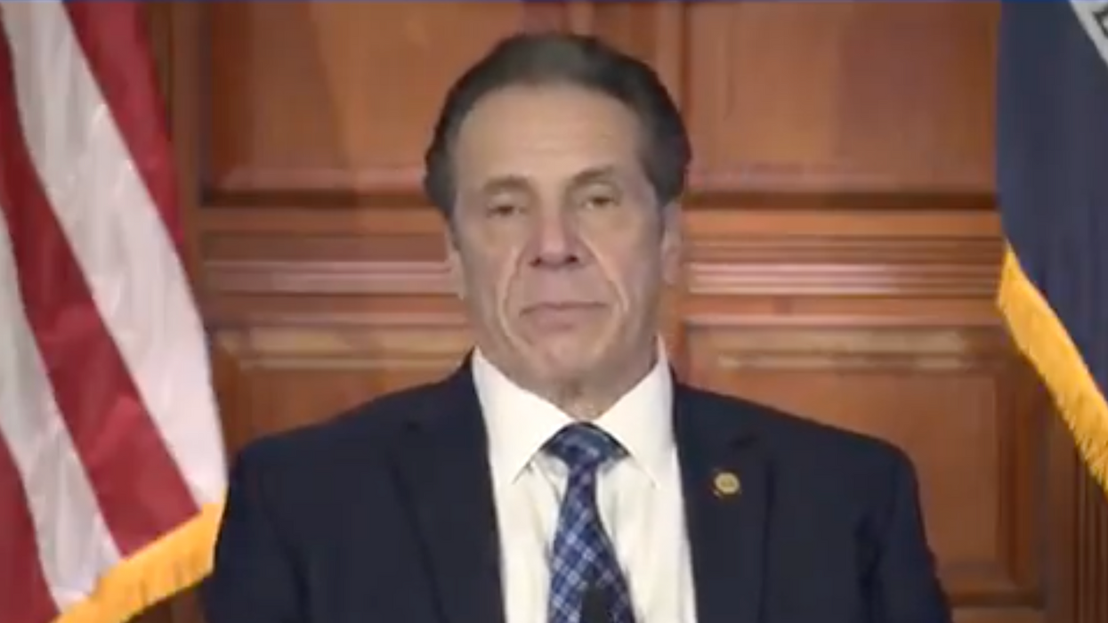 Andrew Cuomo lashes out at investigation threat as he comes under fire over nursing home deaths