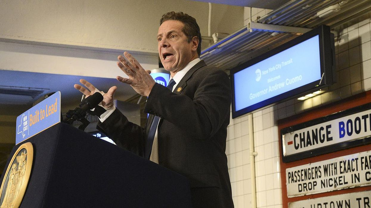 The floodgates open on New York Gov. Andrew Cuomo and calls to resign pour out from big names
