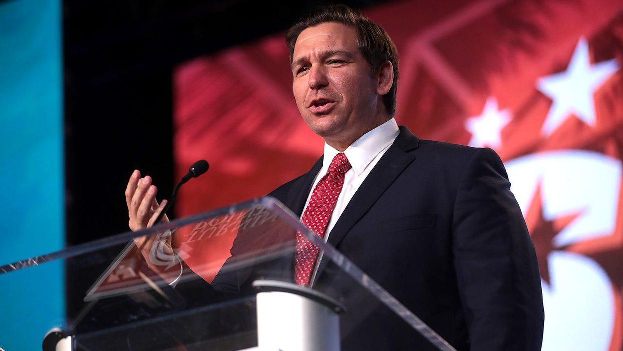 Leaked texts contradict DeSantis' claims about vaccine scandal