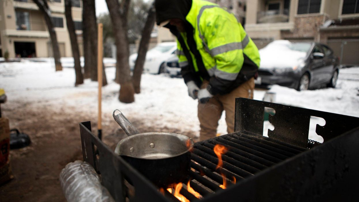 'We are resilient people': Texans share how they weathered the winter storm