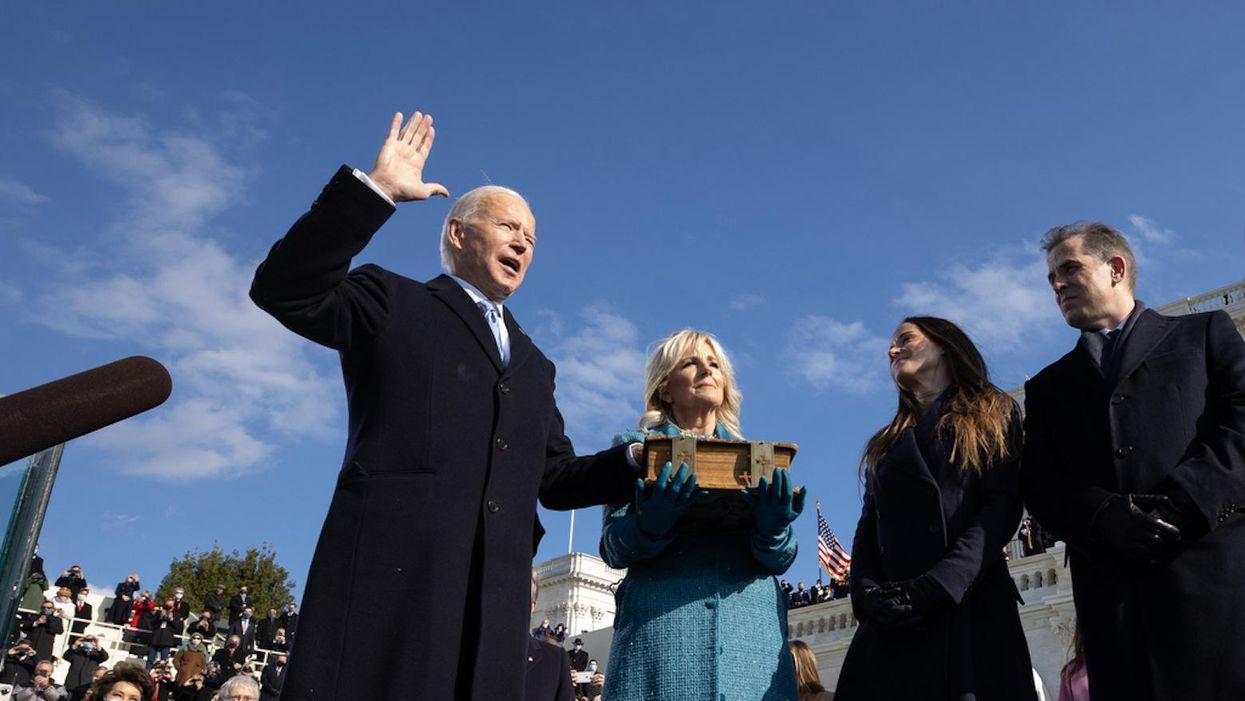 Biden's two years to undo Trump's damage to democracy