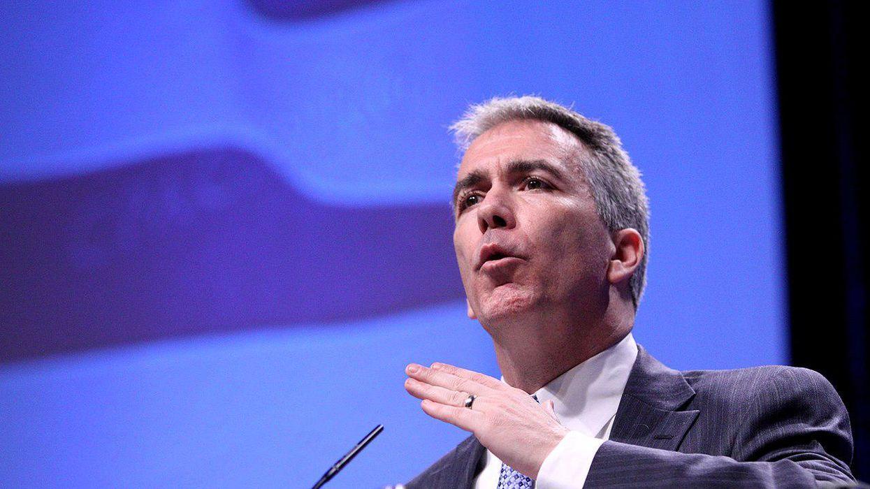 Why a former Republican congressman wants a third party