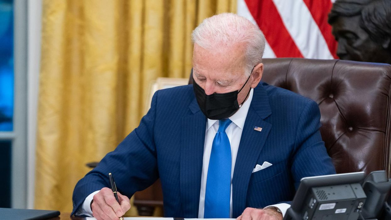 Here's a plan for Biden to take on GOP voter suppression directly