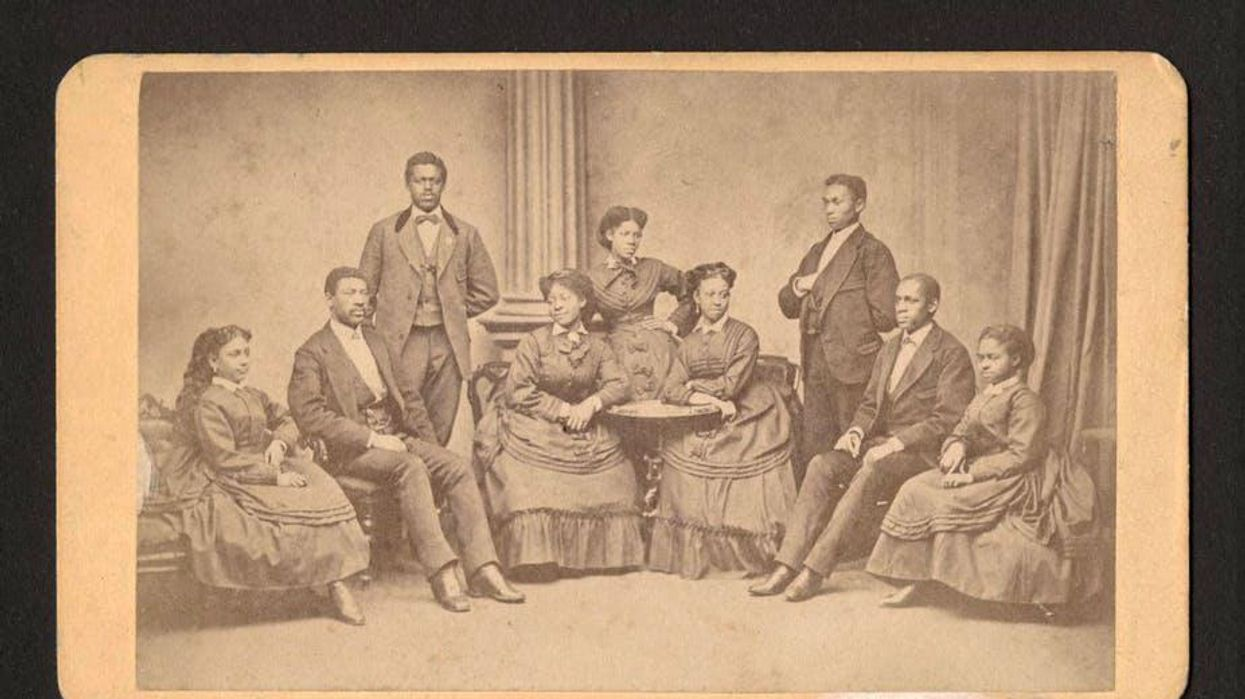 How Black people in the 19th century used photography as a tool for social change