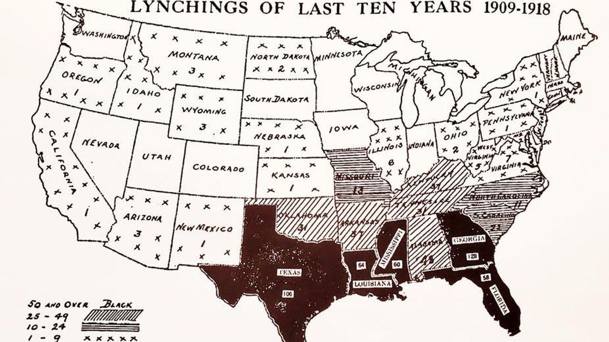 How Black cartographers put racism on the map of America