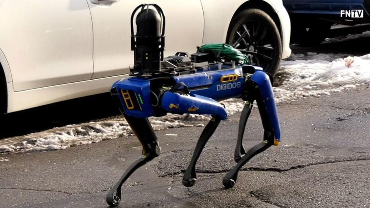 AOC condemns NYPD test deployment of K-9 robot in Bronx home