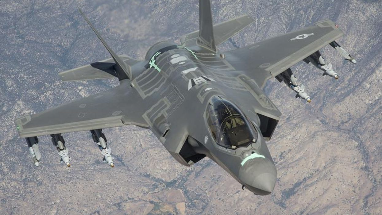 The Pentagon's disastrous F-35 saga: The military-industrial complex spent $2 trillion on a dud